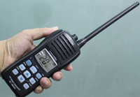 Wholesale floating icom m34 marine vhf radios transceiver transmiter ipx7 water proof portable two way radio IC M34 radio