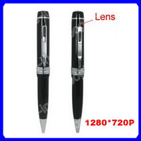 Wholesale 10PC P HD Mini Camera Pen FPS High Definition Concealed DV Camera Support Video Audio Photograph Webcam