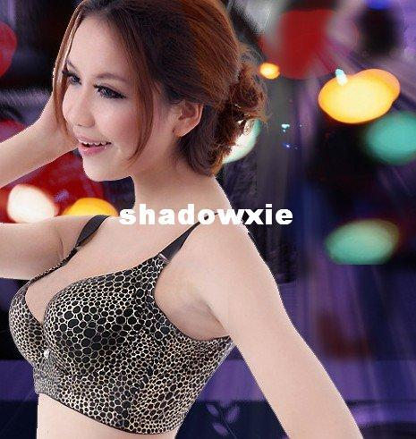 Best New Sexy Snake Pattern Full Coverage Push Up Bra Side Support ...