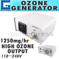 Wholesale OZX BT Industrial Ozonizer Ozone Generator mg h Water Tank Purifier V Corona Discharge Ozone Tube Generating Method