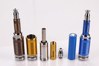 appearance settings - K100 Electronic Cigarette amp atomizer Elegant Empire State Building Appearance and the Retractable Mechanical Model