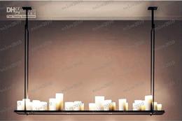"""LLFA1434 Chaud Bougeoir """"Autel""""lampe suspension Moderne Kevin Reilly Autel Pendentif lumière ,LED bougie chandelier à partir de lumière pendante kevin reilly fabricateur"""
