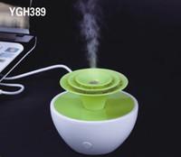 Ultrasonic Humidifier mini usb ultrasonic humidifier - Mini USB Humidifier YGH389 Greenhouse Humidifier for office or home use Mini Ultrasonic Aroma Diffuser Air Humidifier Hot Sale