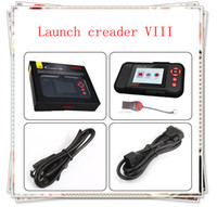 Wholesale Launch x431 Creader VIII Professional Creader Original update Via Internet original launch scanner