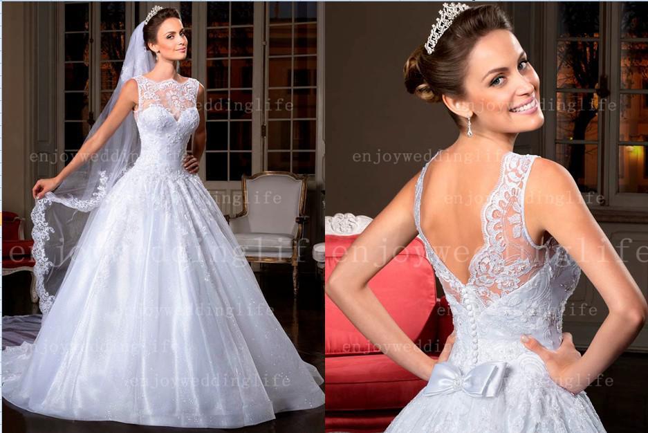 100 Look Свадебные Платья