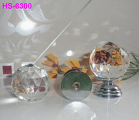 Wholesale 24 IN STOCK Modern Crystal Cut Faces Furniture Knobs try more you will find our express charges is cheap and fast