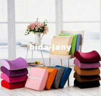 other other other Memory Foam Lumbar Back Support Cushion Pillow for Office Home Car Seat New