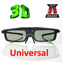 Wholesale True Depth HD D DLP Link Projectors Universal Rechargeable Active Shutter Glasses