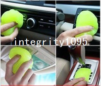 Wholesale 4pcs Car instrument tray cleaning magic universal clean glue magic glue at home vehienlar car wash