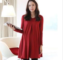 Wholesale Women dress Fashion New Maternity Pure Women dress Foreign trade