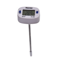 Wholesale Digital Food Cooked Thermometer Temperature Probe for Kitchen BBQ Meat C382