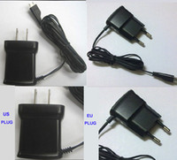 Wholesale For Samsung charger direct chargers travel charger adapter wall charger micro usb with EU US version plug