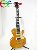 Wholesale 1958 VOS Lemon Burst Custom Shop Electric Guitar OEM Available HOT Chinese guitar