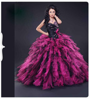 Wholesale 2015 Mordern Exquisite Luxurious Ball Gown Sweetheart Beads Sequins Floor Length Quinceanera Dress