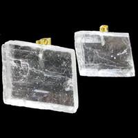 Wholesale I0036820 Rock Crystal pendant bead