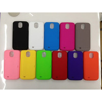 silicone + PC For Samsung For Christmas 3 in 1 Cardfile phone support silicone + PC case cover for Sumsung Galaxy S4 i9500 Separable shockproof Back shell Protector DHL 50PCS