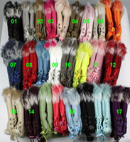 hand gloves - rabbit fur gloves lady s winter fingerless gloves hand wrist keyboard glove half fingers snow gloves