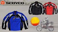 motocross clothing - 2013 Scoyco JK23 Motorcycle Jacket Moto Motocross racing jackets motorbike cycling clothes motorcycle Off road riding jacket kinds colors
