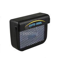 solar energy system - FEDEX Solar Energy Air conditioning Ventilation System Auto Car Exhaust Fan Car Ventilation