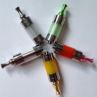 Wholesale 50pcs newly upgraded DC tank udct with locking cap at the bottom colorful udct tank cartomizer