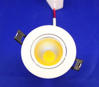 Wholesale high power Recessed w COB Dimmable led Ceiling Downlight