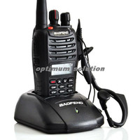 Wholesale New Arrival Baofeng UV B5 Dual Band Walkie Talkie A1011A Watts Channels FM Portable Two way Radio