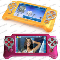 E-Book Reading 4GB >4'' LLFA1471 JXD A3300 4.3-inch 4GB Touch Key Control Game Player with HDMI Output Flash Game Function mp4 mp5