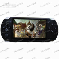 Wholesale LLFA1472 MP4 MP5 Game Player console games Camera FM portable GB inch screen