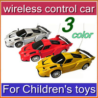 Wholesale HKpost Children s toy car batch electric two way wireless remote control ferrari car WCA A
