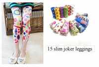 Girl 6-12T Summer Wholesale - 2013 new arrival Summer girls velvet Leggings Children's Leggings & baby Tights kids clothes girls tulle cute cheap pants baby