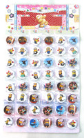 Wholesale Fashion badge New Arrival Despicable me CM sheets badge button fashion pin badge