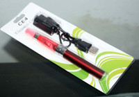 Electronic Cigarette Atomizer  CE4 EGO KIT BLISTER PACK 2.4OHM Atomizer Electronic Cigarette 650mah 900MAH 1100MAH EGO kits serise colourful battery g5 e-cig 300pcs