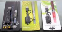 Electronic Cigarette Atomizer  CE4 EGO KIT BLISTER PACK 1.6ml Atomizer Electronic Cigarette 650mah 900MAH 1100MAH EGO kits serise colourful battery g5 e-cig 100pcs