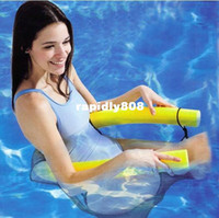 Cheap Brand New Chair Swimming Seats Floating Row Floating Bed Kickboard Child Stick Adult Floating Ring Casual Magic FreeshippingShipping Drop