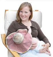 Wholesale New Hot Sale doomagic MoBoleez Breastfeeding Hats Baby Hat Bonnet Beanies Infant Breast Feeding Berets Newborn Nursing Cover free sh