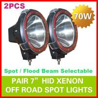 achat en gros de 4x4 cacha lampes au xénon-2pcs 7