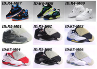 Wholesale 2013 Hot Mens Athletic Sporting Retro Basketball Shoes Classical New Brand Basketball Sneakers Shoes