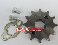 Transmission Parts atv bike parts - Sprocket For Chain Engine ATV And Dirt Bike MM T T T T T T T T T D