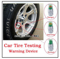 Wholesale Car Tire Pressure Monitor Valve Stem Cap air alert tire valve cap Sensor Indicator