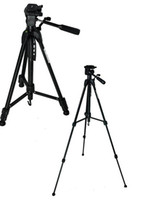 Wholesale Fedex Deliver CM Flexible Video Record Machine Cradle Head Stands Holder Extend Professional D Digital Camera Tripod WT3730