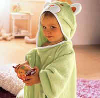 78X78CM baby care products - Retail Children s Bath Towel Baby Blankets Bath Robe Quilts Cloak Hooded Bathrobe Amice Gown Baby Care Bath Shower Products D207