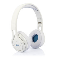 Wireless MP3/MP4 Stereo 2013 NEW Arrival SMS Audio 50 cent headphones SL350 STREET On-Ear Wireless Black White colors Headsets ship via DHL
