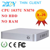 INTEL C1037U 1.8GHz used computer - computer cloud computing pc station XCY X can be used in various area
