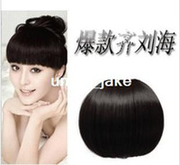 Wholesale Aq1289 accessories star style hair bands type bangs wig bangs modification of