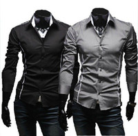 2013 Free Shipping New style Design Mens Shirts High Quality...