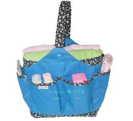 Wholesale Retail Fishional Mummy Handbag Mum Bag Baby Nappy Bag Mommy Bag Nappy Carriers Diaper Bags Baby Care D223