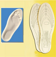 Memory Foam Insoles   Pair Memory Foam Insoles Shoe Comfort Unisex 1 Size Cushion Foot Pad Heel Shock ID:2013081001