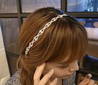 Wholesale 5pcs wedding bridal crystal rhinestone hair jewlery headpiece headdress Headband Hairband Hairwear party tiara Hair accessories f143