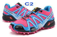 Wholesale CPAM Women s Salomon Speedcross CS Clima Sport Running Shoes Ladies Salomon Sneakers EUR36 Factory Price