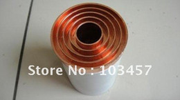 Wholesale Free shippping Conical Scalar Ring for LNB Signal Enhancement Prime Focus Dish Get Ku band Signal